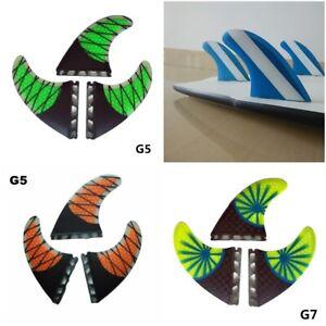 Future-Fins-G5-G7-Surfing-Paddling-Honeycomb-Fiberglass-Fin-3-PCS-Set
