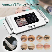 Permanent Makeup Tattoo Machine Artmex V8 Eye Brow Lip Rotary Pen MTS PMU System