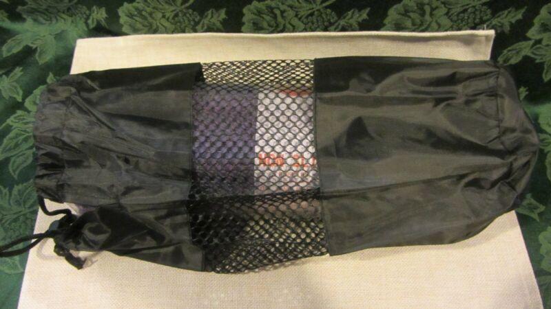 NEW Yogitoes  SKIDLESS Yoga Mat Towel NWT PURPLE 24