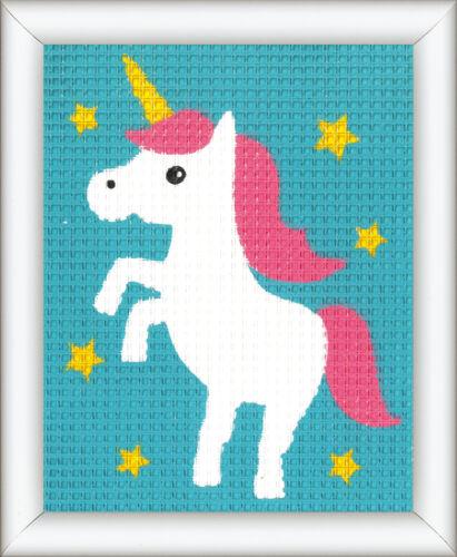1x Tapestry Kit Unicorn Sewing Craft Tool Hobby Art UK Bulk Filoro