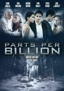 Parts Per Billion (DVD, 2014)