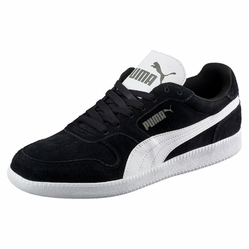 Puma Unisex Adults Icra Suede Football Trainers Sports Training shoes Sneakers