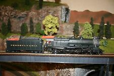 HO MTH PRR Pennsylvania K-4s 4-6-2 Pacific Factory DCS DCC & Sound & Smoke #518