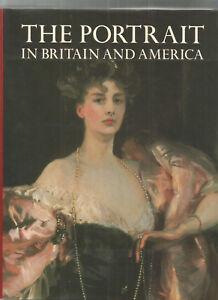 PORTRAIT-IN-BRITAIN-AND-AMERICA-by-SIMON-1987-Hc-Bio-Portrait-Painters-1680-1914