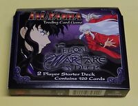 Score Inuyasha Feudal Warfare Trading Card Game 2 Player Stater Deck - 729946856020 Toys