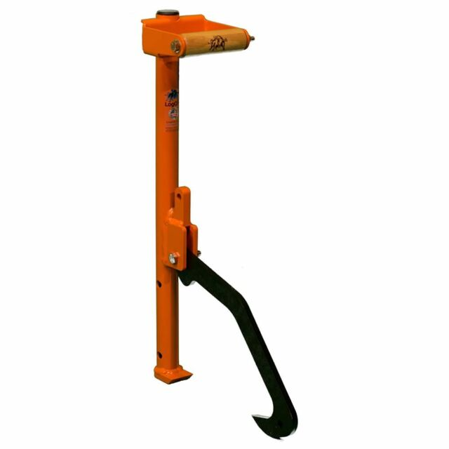 """Up to 12/"""" logs Timberjack Log Lifter Cant Hook Steel Handle 48/"""" overall length"""