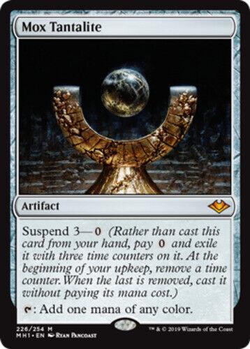 English Modern Horizons MTG Magic 1x Mox Tantalite NM-Mint