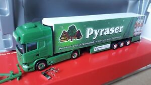 Herpa-scania-r13-brunner-refrigeracion-transportes-91180-Heideck-pyraser-cerveza-306874