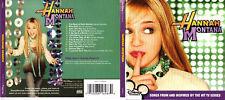 Hannah Montana [Digipak] [Limited] by Hannah Montana (CD, Mar-2007, Walt Disney)
