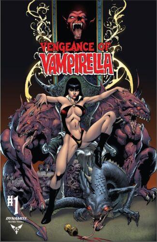 VENGEANCE OF VAMPIRELLA 1 CASTRO JETPACK COMICS//FOBIDDEN PLANET EXCLUSIVE