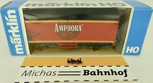 Amphora-Tuyau-Tobacco-Remorque-Publicitaire-marklin-H0-1-87-Emballage-A-LG3