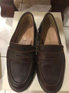 Schwarz Loafers oder Leder Alle Jungen Braun Jcrew Crewcuts Nwt Gr11 1 Paar Kleinkind LGjSpMqUzV