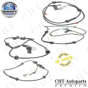 Front Left ABS Wheel Speed Sensor Fits for Nissan Maxima 6Cyl 3.5 2004-2008 New