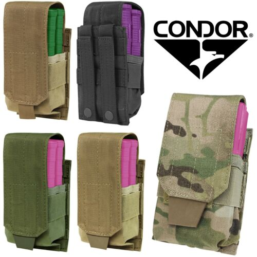 Condor Modulaire Tactical MOLLE PALS Double 7.62 mm MAGAZINE Holster Pochette 191088