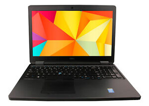 Dell Latitude E5550 Core i5-5300U 2,3GHz 8GB 128GB SSD 15,6``1920x1080 FHD Win10