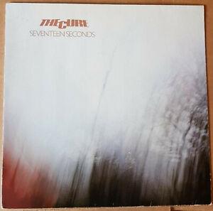 The-Cure-Seventeen-Seconds-LP-Vinyl-Schallplatte-Rock-Sammlung-D-1980