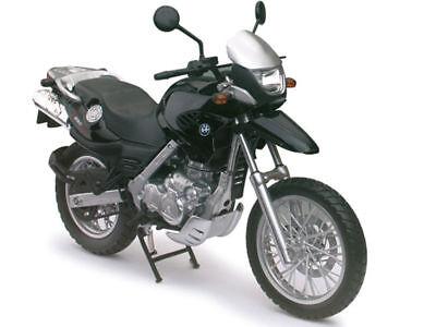AUTOMAXX BMW F650GS DIECAST MOTORCYCLE BLACK 1//12 DIECAST 600402BK