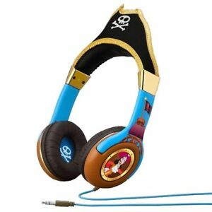 Disney-Jake-and-the-Neverland-Pirates-Treasure-Tunes-Headphones-New