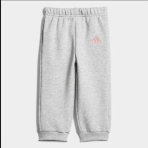 pantaloni adidas neonato