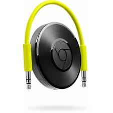 Google Chromecast Audio Musik Streaminggerät Streamer Android iOS MAC WOW!