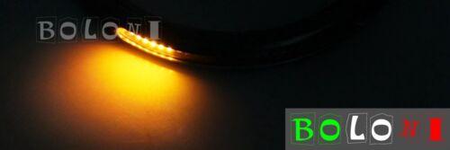 1Inch Seat Frame Hoop Loop LED Taillight For Yamaha XS 750 850 Suzuki Large CC