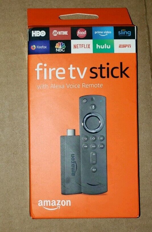 New Amazon Fire TV Stick 2019 Alexa Voice Remote Streaming Media Player Volume Featured