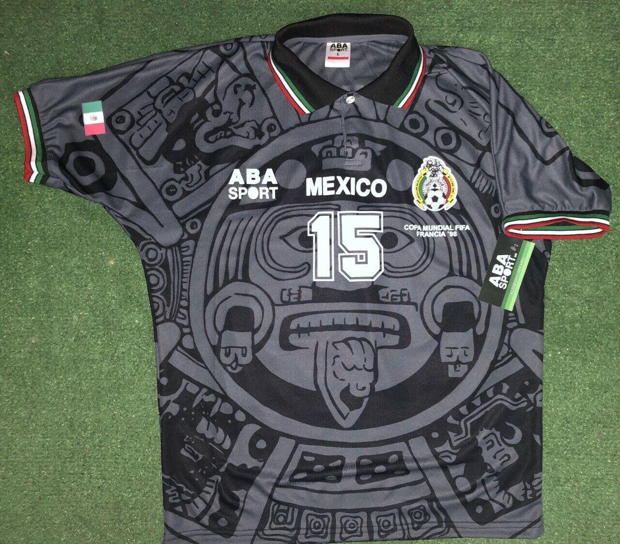 MEXICO1998 LUIS HERNADEZ  , GALA edizione  Diuominiione S , AUTHENTIC SHIRT ABA SPORT