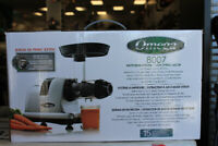 Omega 8007 Juicer Winnipeg Manitoba Preview