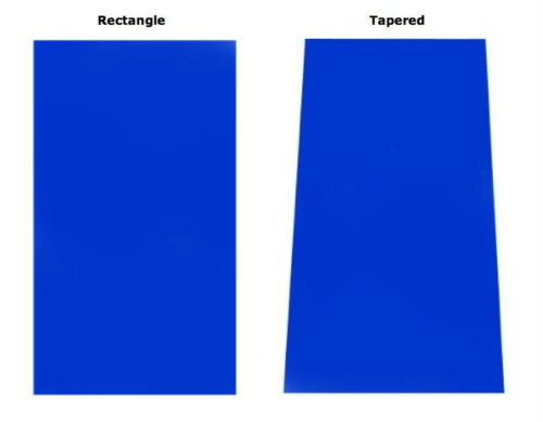 Nylon Mat Rectangle Shape Replacement Canvas for Teeter Inversion Tables