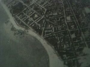 book-picture-ww2-world-war-two-1942-aerial-view-of-st-nazaire-after-british