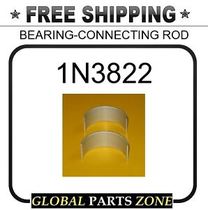 CAT 8N6308-4N0092  BEARING-CONNECTING ROD  for Caterpillar