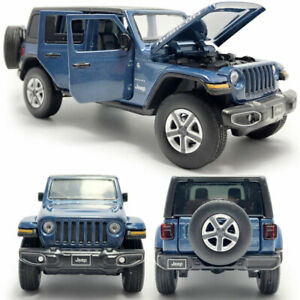 1//32 Jeep Rubicon Wrangler SUV Die-cast Model Car Toy Collection Sound/&Light