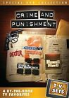 TV Sets Crime and Punishment 0097361395142 With Michael Douglas DVD Region 1