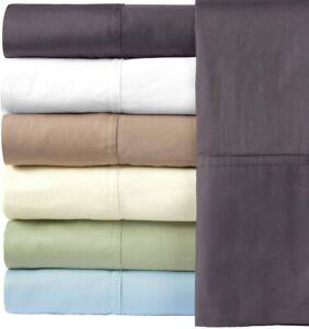 Royal Hotel Silky Soft Bamboo Cotton Sheet Set, 100% Bamboo-Cotton Bed Sheets, T