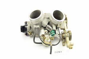 Aprilia-RSV-Mille-1000-RR-RP-Bj-2003-Einspritzanlage-Drosselklappen