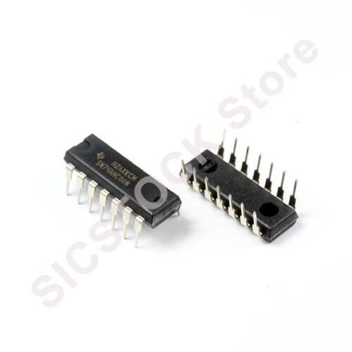 SN74AHC08N IC QU 2IN POS-AND GATE 14-DIP AHC08 74AHC08 5PCS