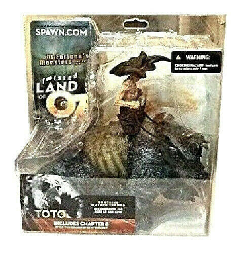 Twisted Land Of Oz TOTO figura PVC 16cm McFarlane