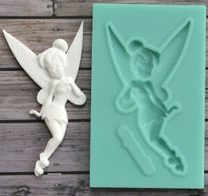 3D-Fairy-Figure-Silicone-Fondant-Chocolate-Cake-Decor-Sugarcraft-Baking-Mould