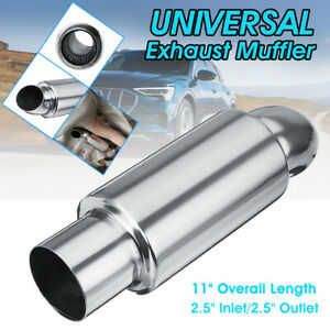 2-5-039-039-Inlet-2-5-039-039-Outlet-Muffler-Exhaust-Pipe-Tip-Sound-Tuning-Silencer-Pipe-AU