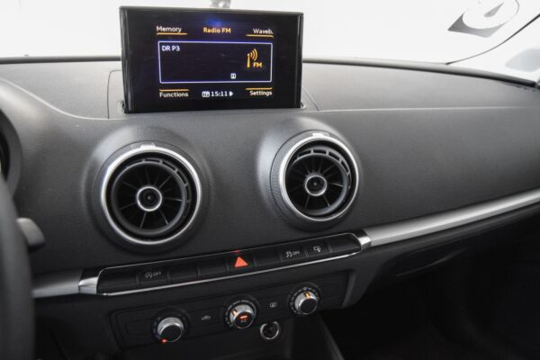 Audi A3 1,4 TFSi 150 Attraction SB billede 7