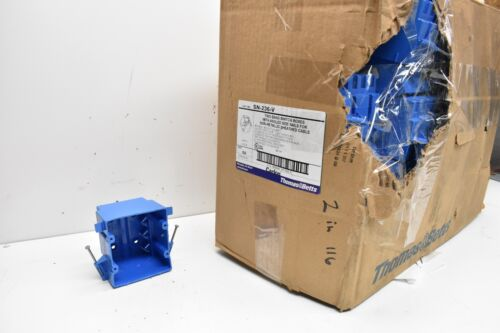 50 Thomas /& Betts Carlon 2-Gang Switch Boxes SN-236-V 36 CU Details about  / IN.