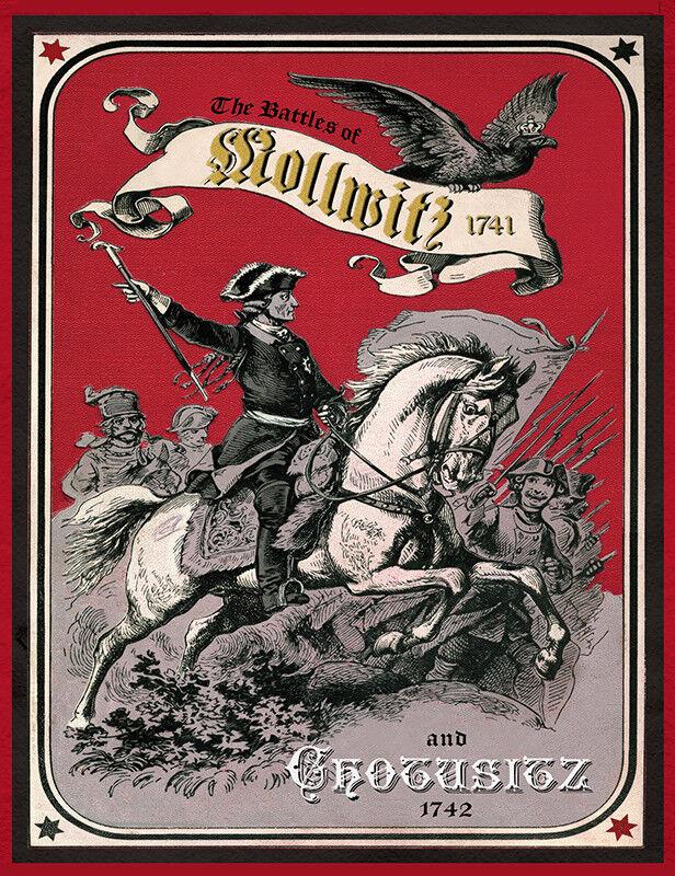 The Battles Of Mollwitz 1741 e Chotusitz 1742 - Clash Of Arms Games