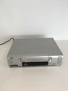 Sanyo-Grabadora-de-cassette-de-video-VHS-REPRODUCTOR-defectuosos