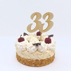 Zum-33-Geburtstag-Torten-Zahl-aus-Holz-zum-35-Hochzeitstag-Cake-Topper
