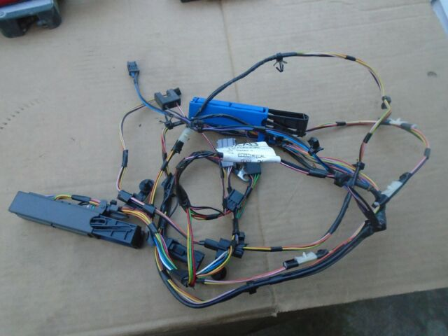 Diagram  2001 Saab 93 Convertible Wiring Harness Full