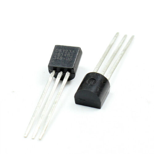 5PCS DS1233D-5+T/&R IC ECONORESET no PBR 5/% TO92-3 DS1233 1233 DS1233D 1233D 1233