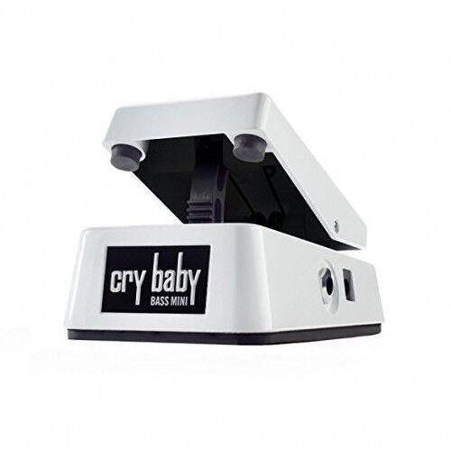 DUNLOP - CBM105Q CRY BABY BASS MINI WAH