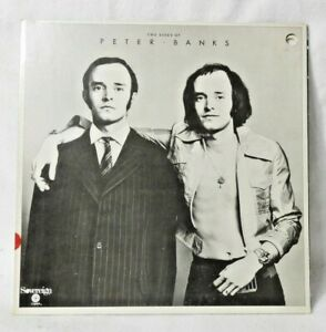 """PETER BANKS """"Two Sides Of Peter Bank"""" 1973 (Capitol/SMAS11217) VG+/EX!!"""