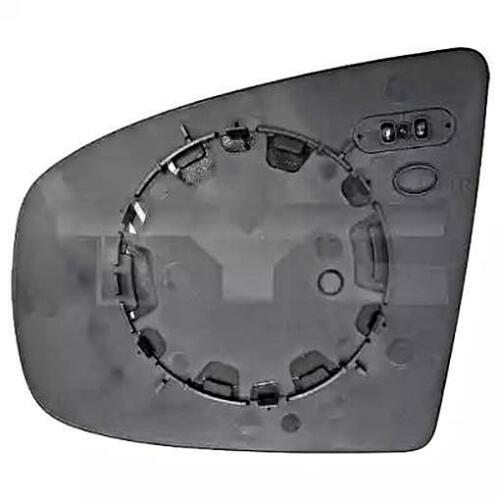 TYC Outside Wing Mirror Glass N//S Fits BMW X5 X6 E70 E71 E72 SUV 7174979