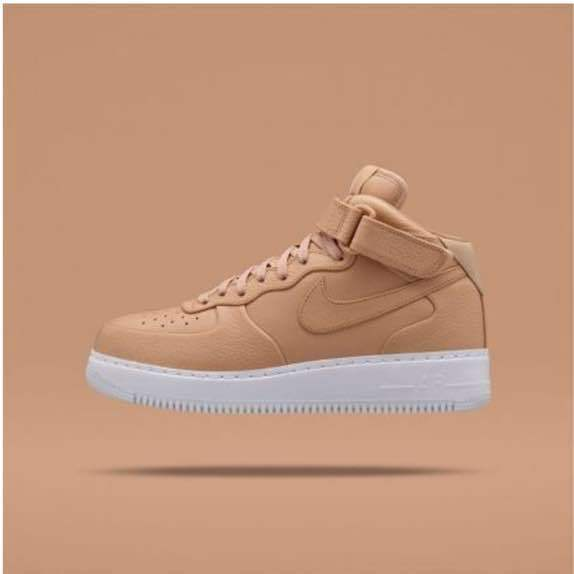 NIKELAB AIR FORCE 1 MID 28.0cm from japan (4194